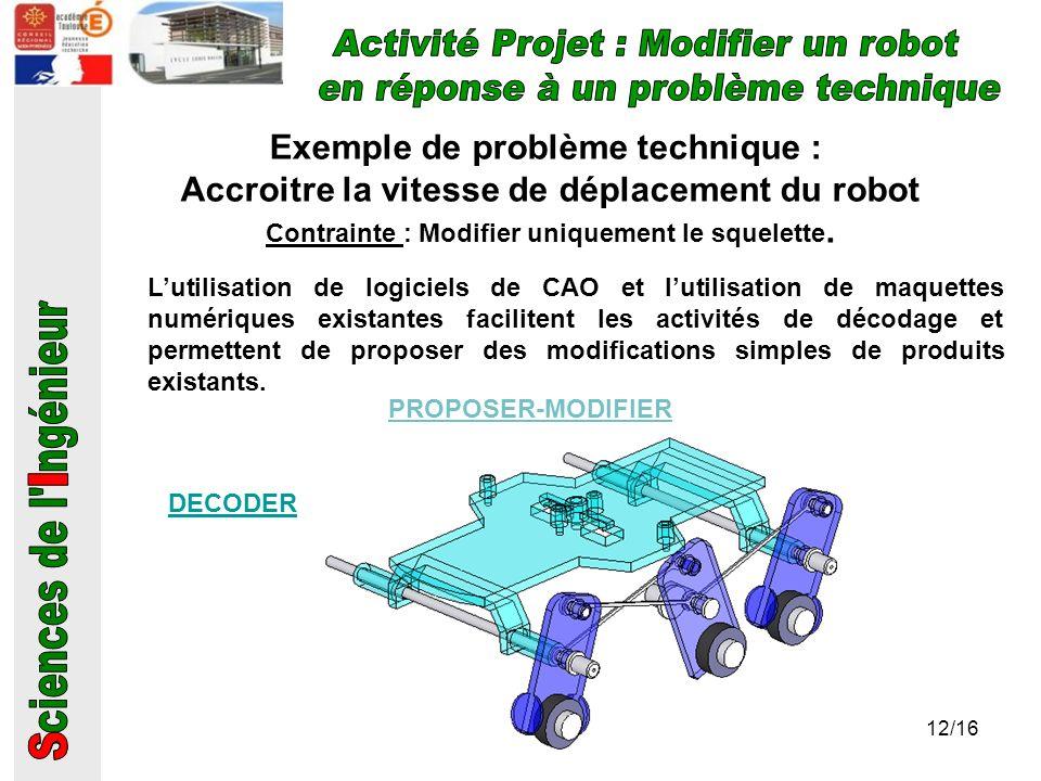 Lutilisation de logiciels de CAO et lutilisation de maquettes numériques existantes facilitent les activités de décodage et permettent de proposer des