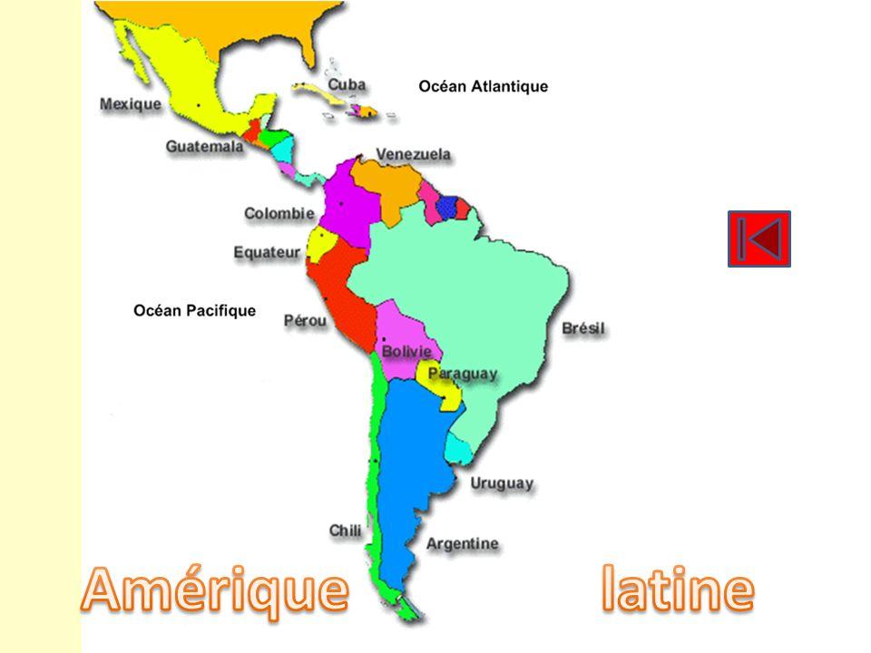 PAYS DE LANGUE ESPAGNOLE Tous sauf le Brésil où lon parlePORTUGAIS