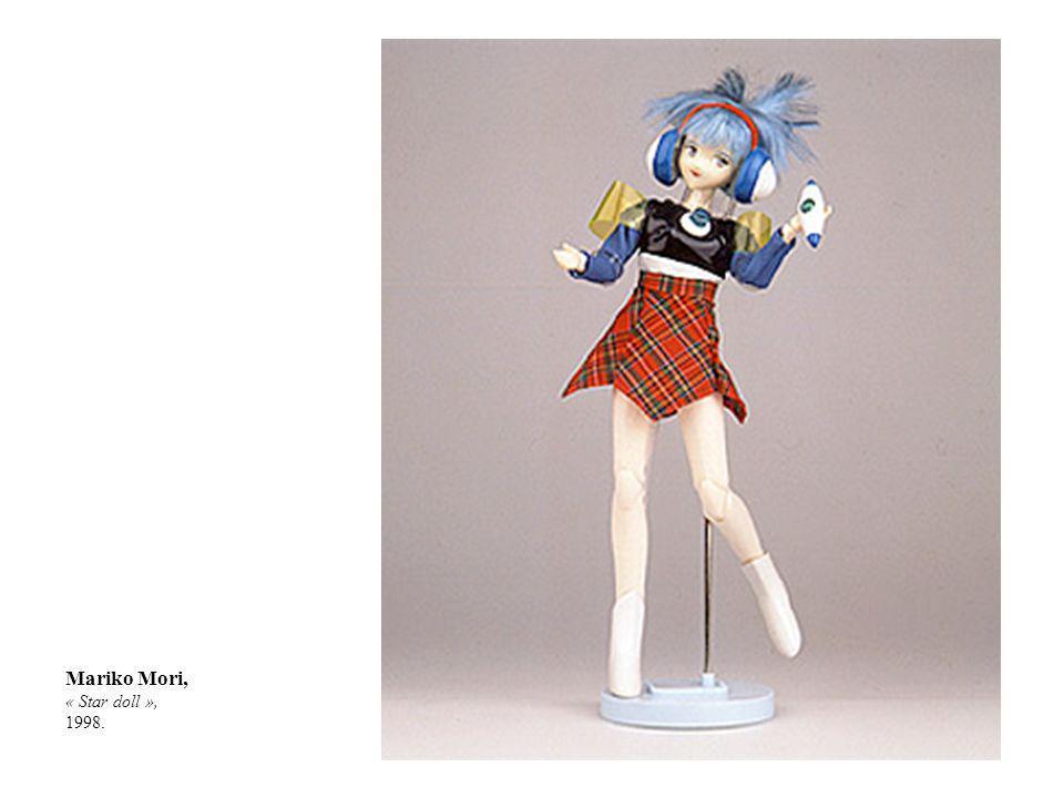 Mariko Mori, « Star doll », 1998.