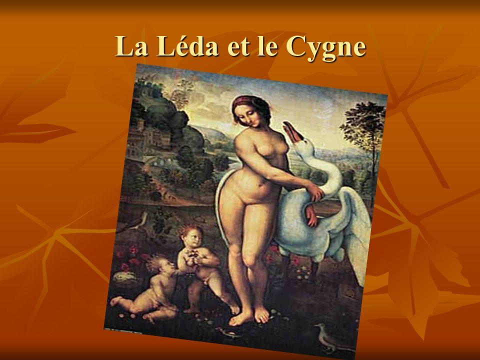 La Léda et le Cygne