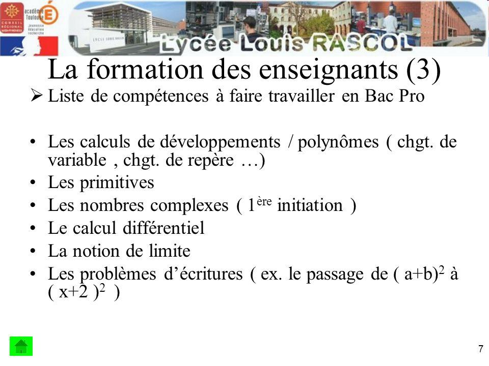 8 Le dispositif daide et soutien Année scolaire : 2007 / 2008 Au lycée général et technologique Séquences de soutien durant le 1 er semestre Français : 54 h Maths : 54 h Total de 108 HSE ou 3 HSA