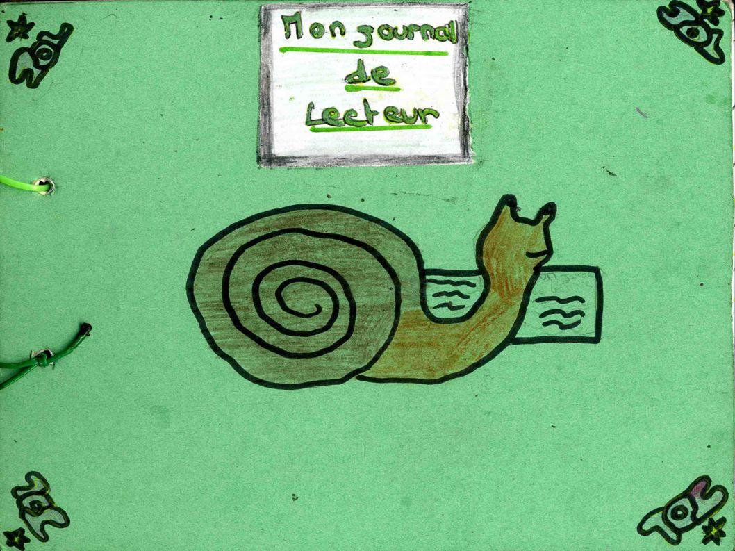 J ai choisie l escargot comme animal car je suis une lectrice très lente, la lecture me vient par temps de pluie, où l ennuie vient en moi.
