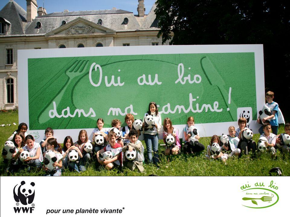 Oui au bio dans ma cantine / Paris / 15 juin 2009