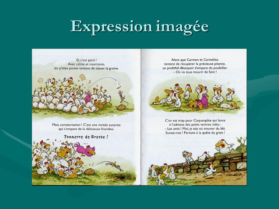 Expression imagée