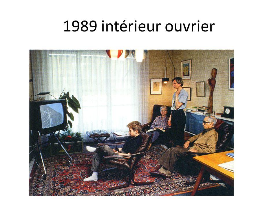 1989 intérieur ouvrier