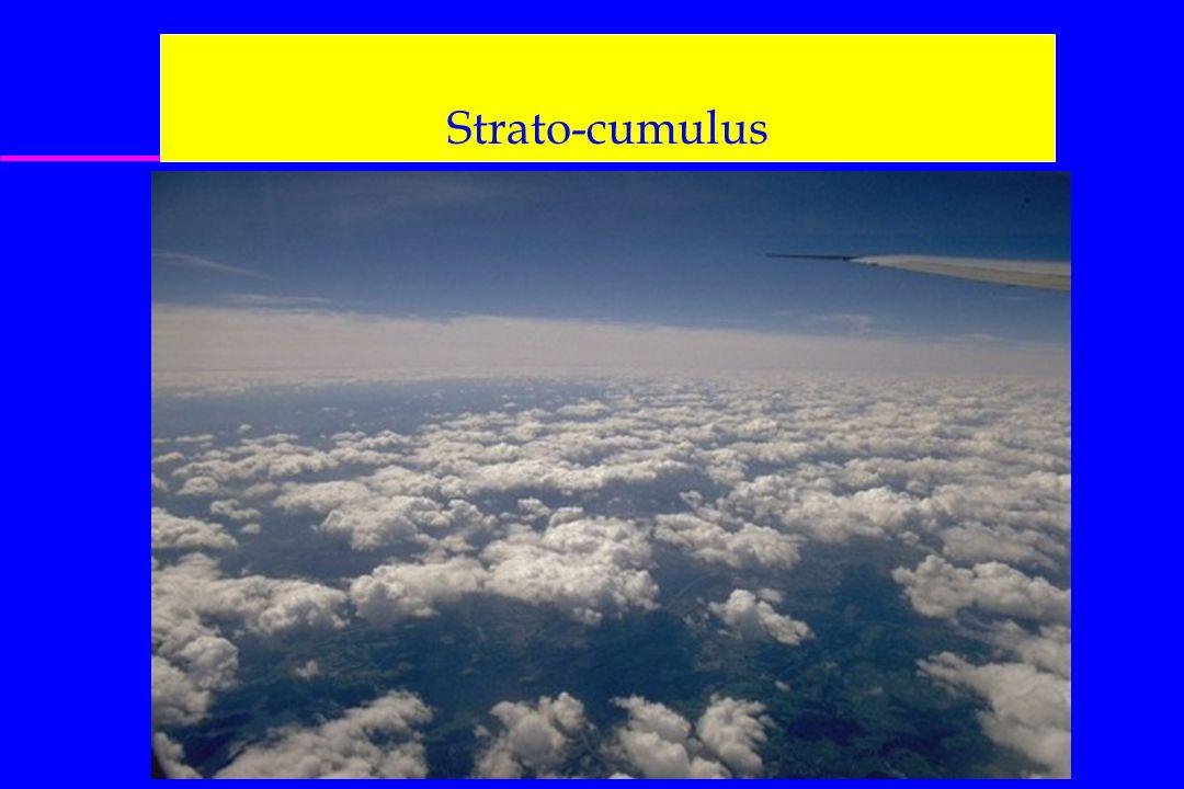 Strato-cumulus