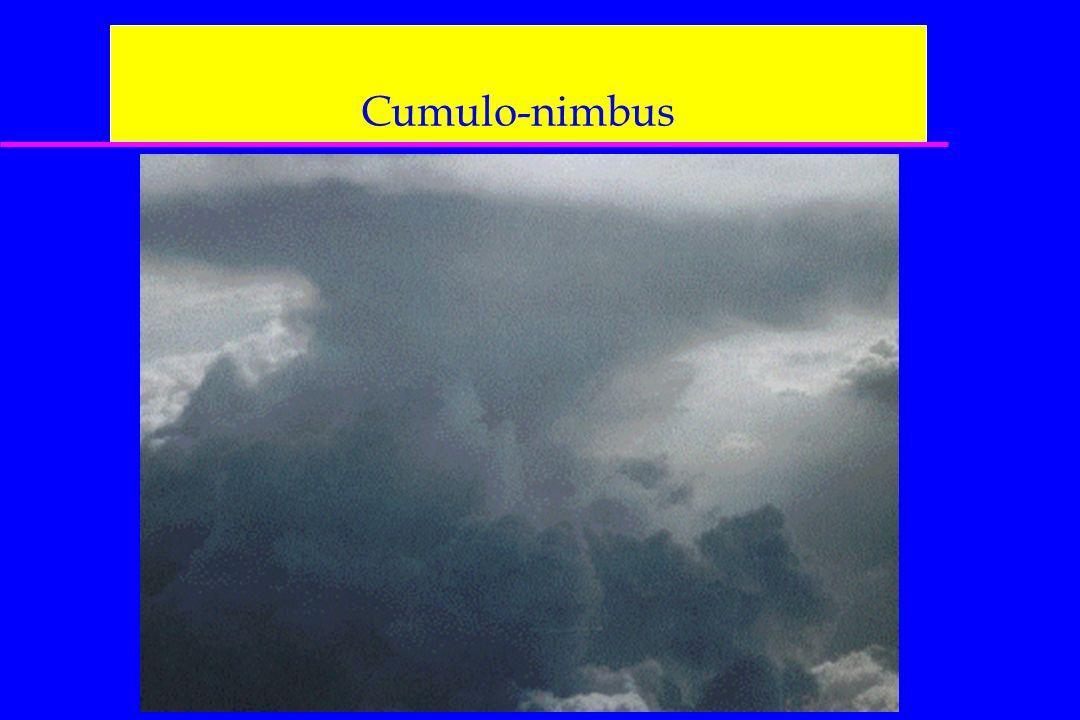 Cumulo-nimbus