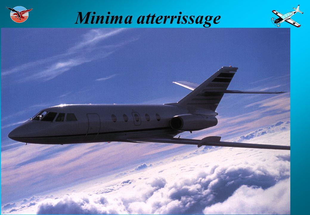 Minima atterrissage