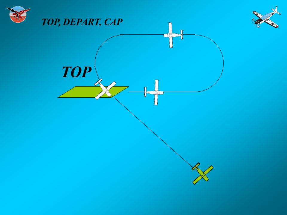 TOP TOP, DEPART, CAP