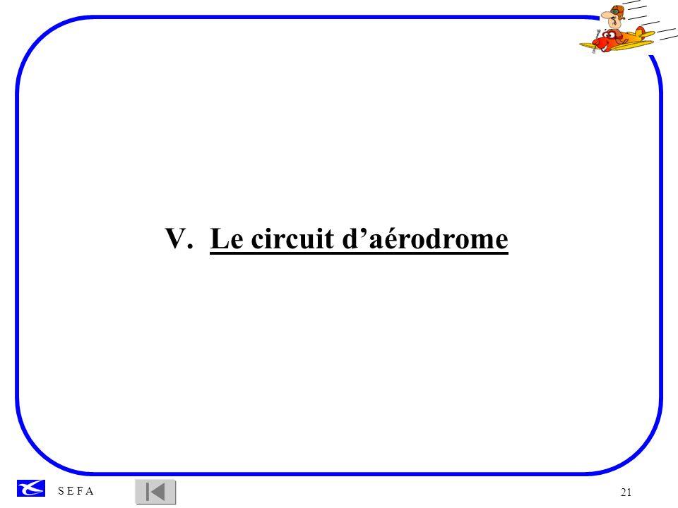 21 S E F A V.Le circuit daérodrome