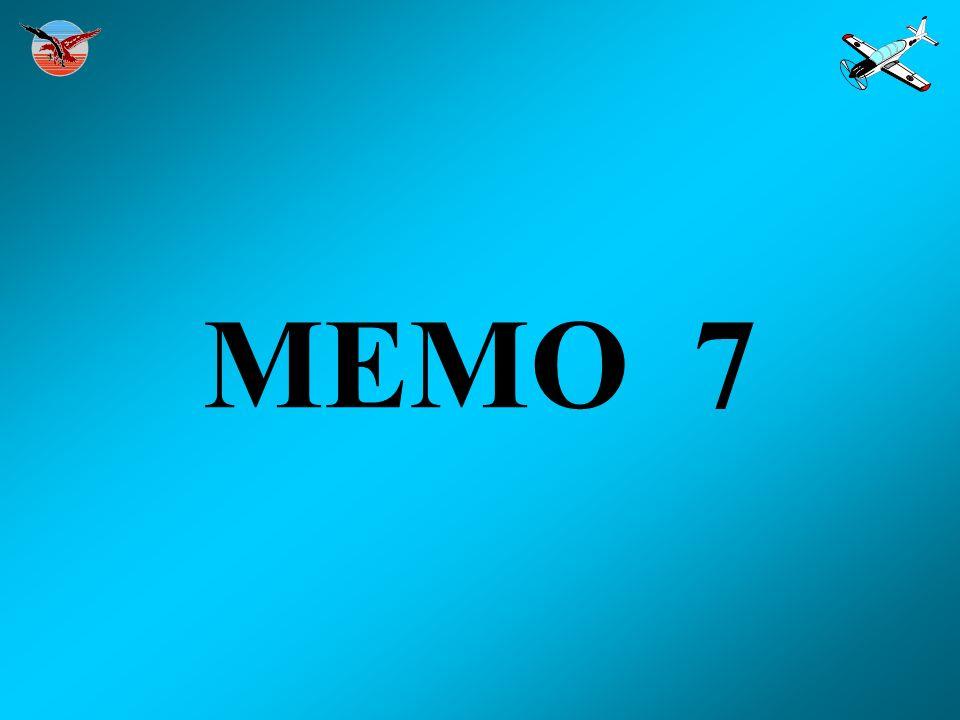 MEMO 7