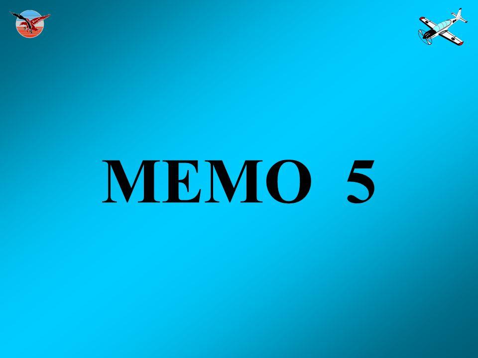 MEMO 5