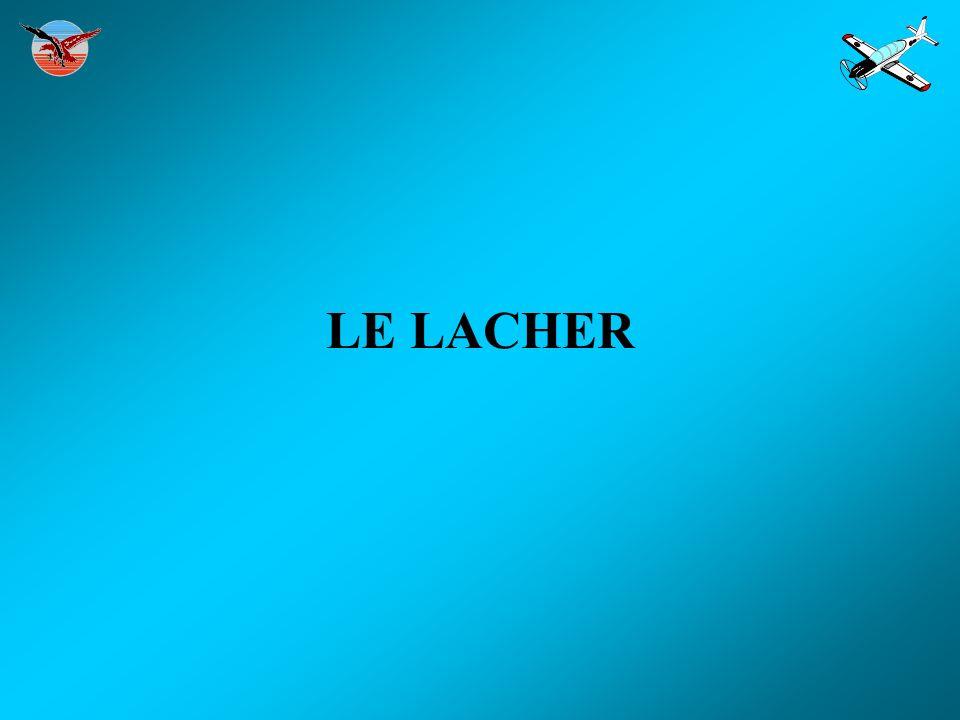 LE LACHER