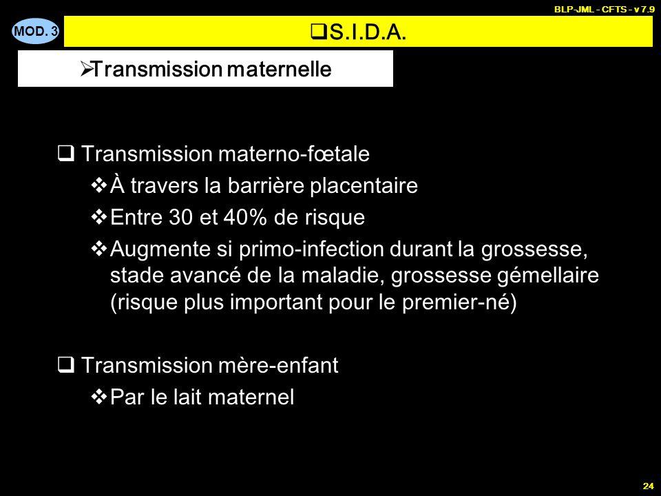MOD.3 BLP-JML - CFTS - v 7.9 24 S.I.D.A.