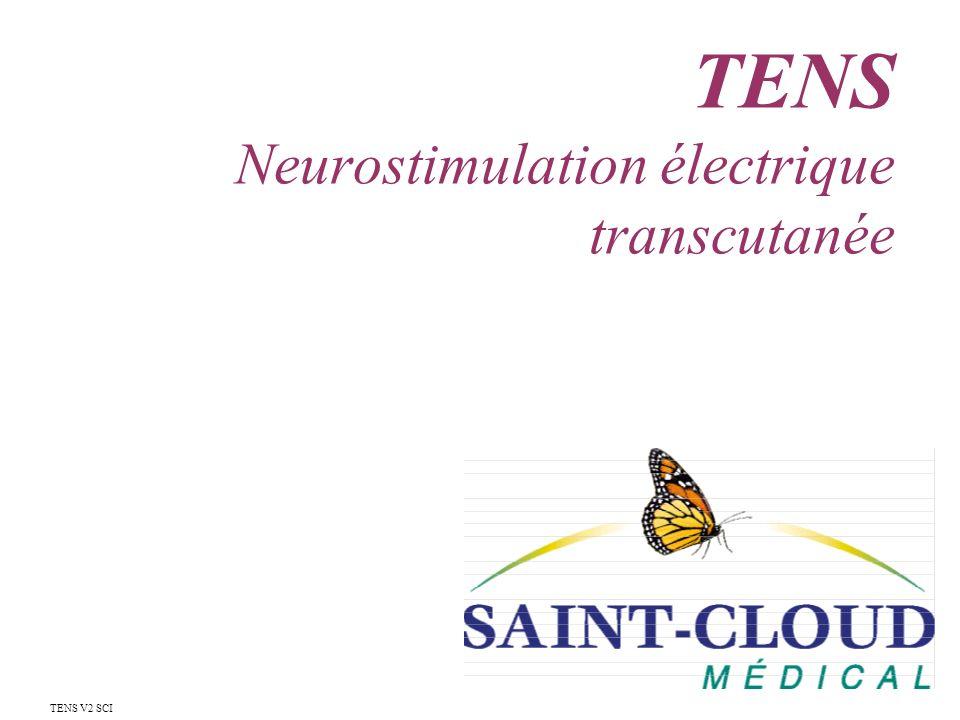TENS Neurostimulation électrique transcutanée TENS V2 SCI