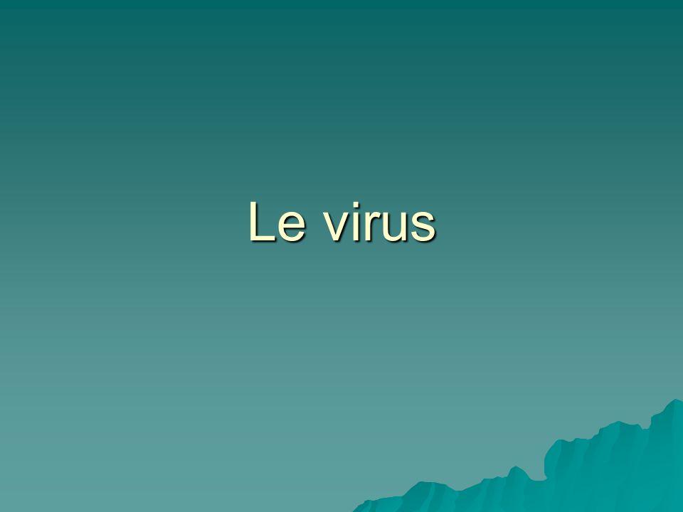 Virus à ARN Virus à ARN Famille retrovirus Famille retrovirus (reverse transcriptase) ARN viral ADN proviral ARN viral ADN proviral transcriptase inverse transcriptase inverse