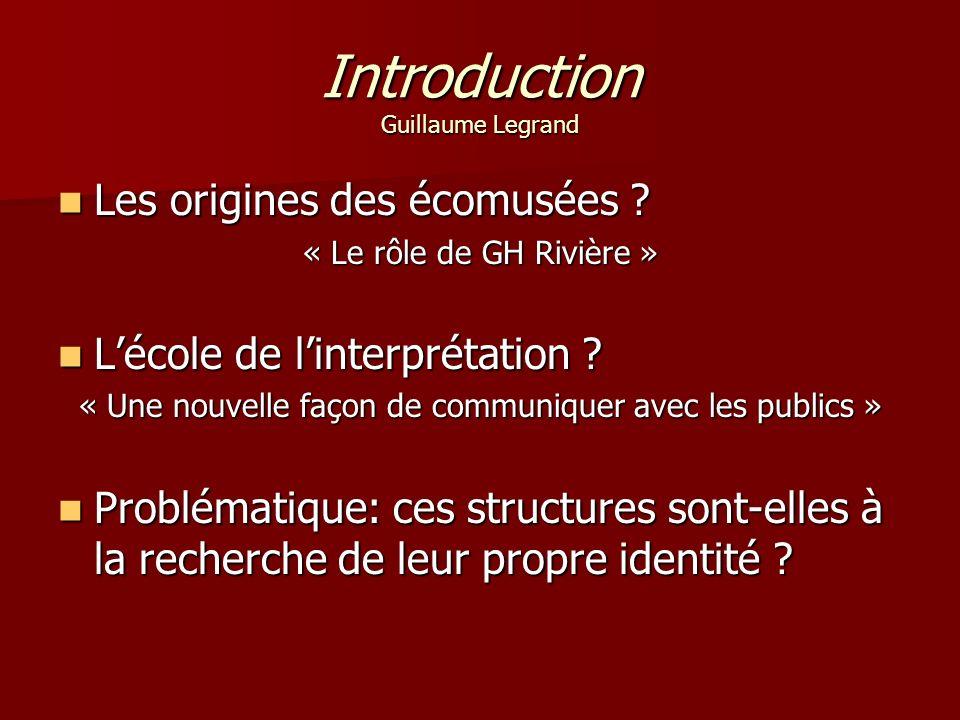 Le Réseau Economusées® au Québec et Provinces Maritimes Source: http://www.economusees.com/accueil.cfm