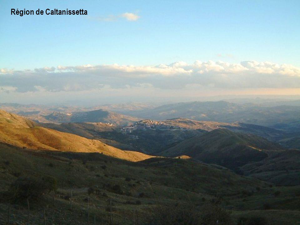 Région de Caltanissetta