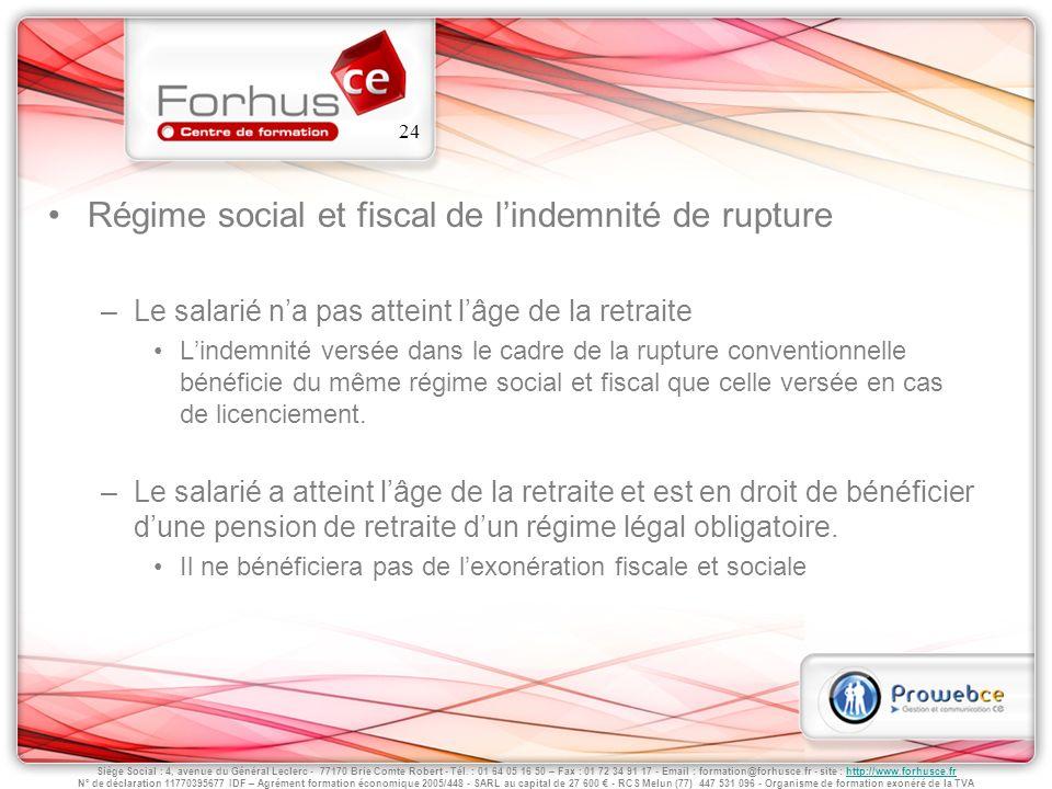 Siège Social : 4, avenue du Général Leclerc - 77170 Brie Comte Robert - Tél.