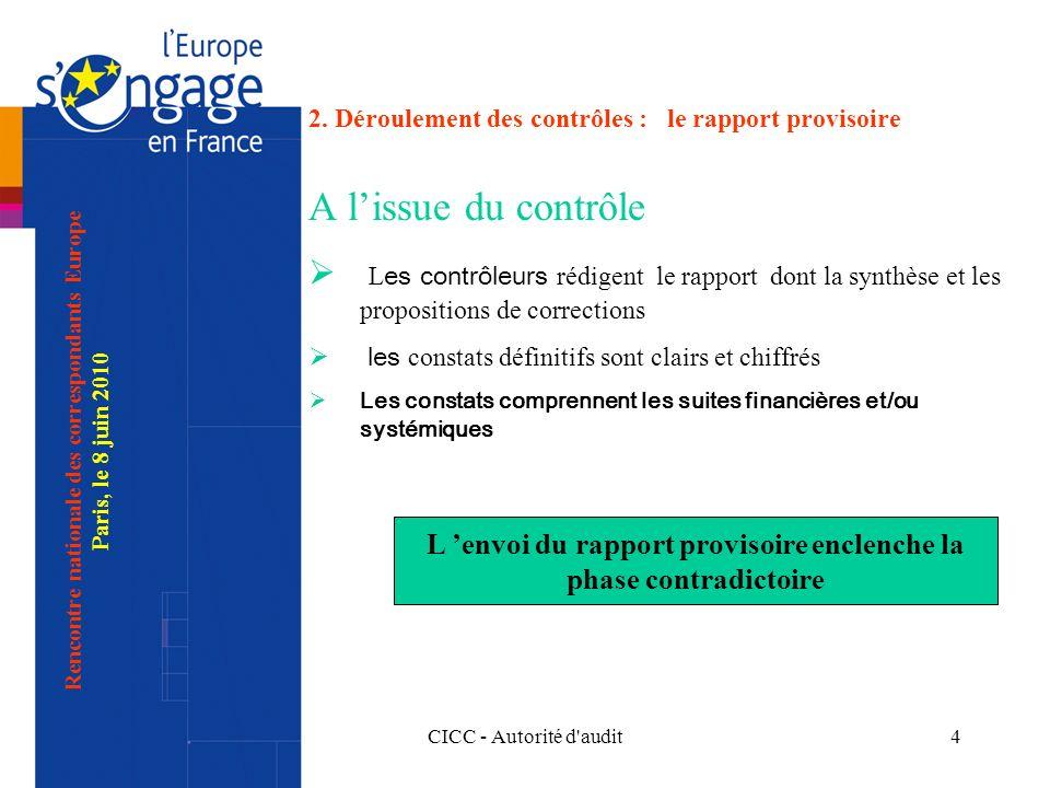 CICC - Autorité d audit4 2.