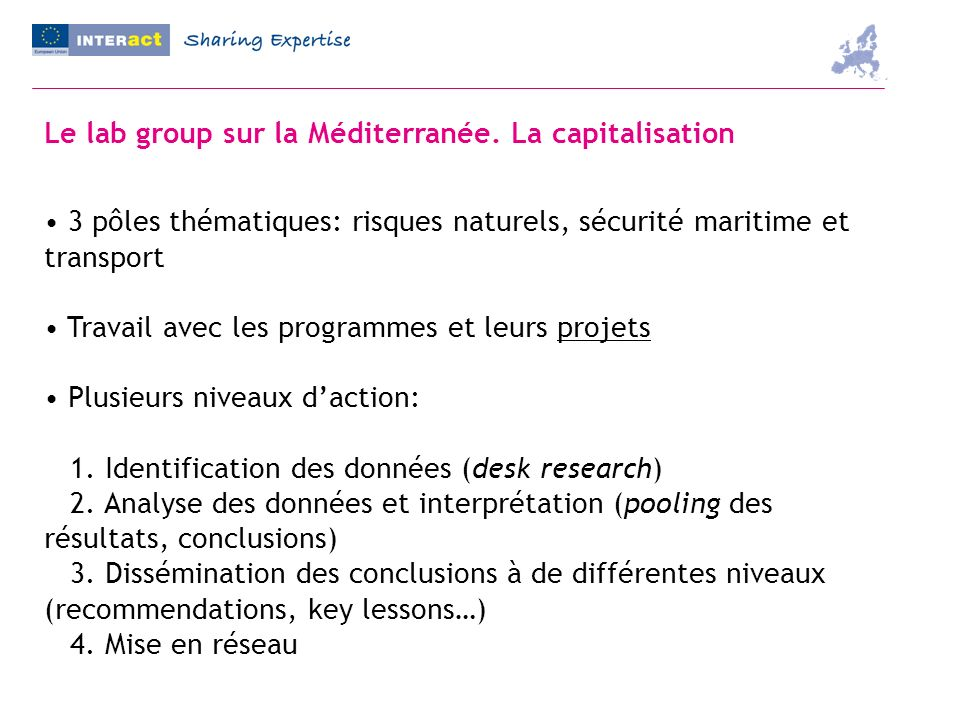 Mediterranean Lab Group. Risques naturels (incendies)
