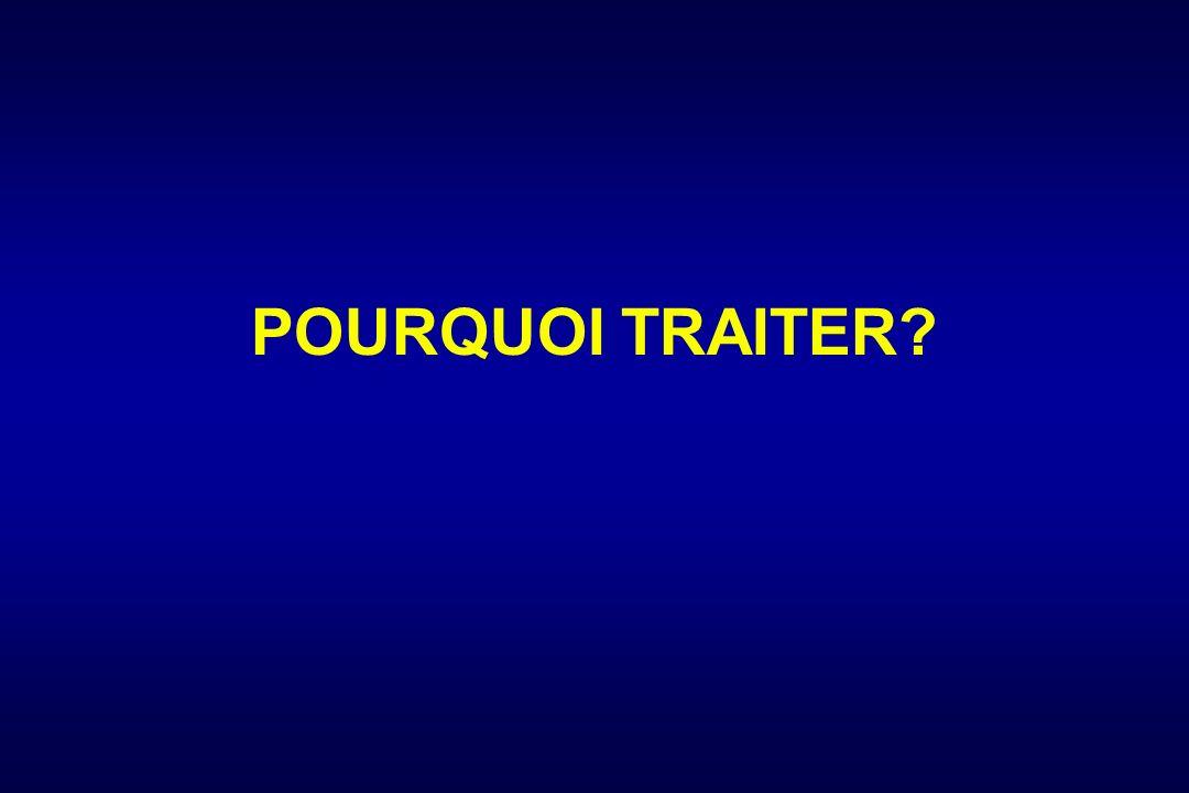 POURQUOI TRAITER?