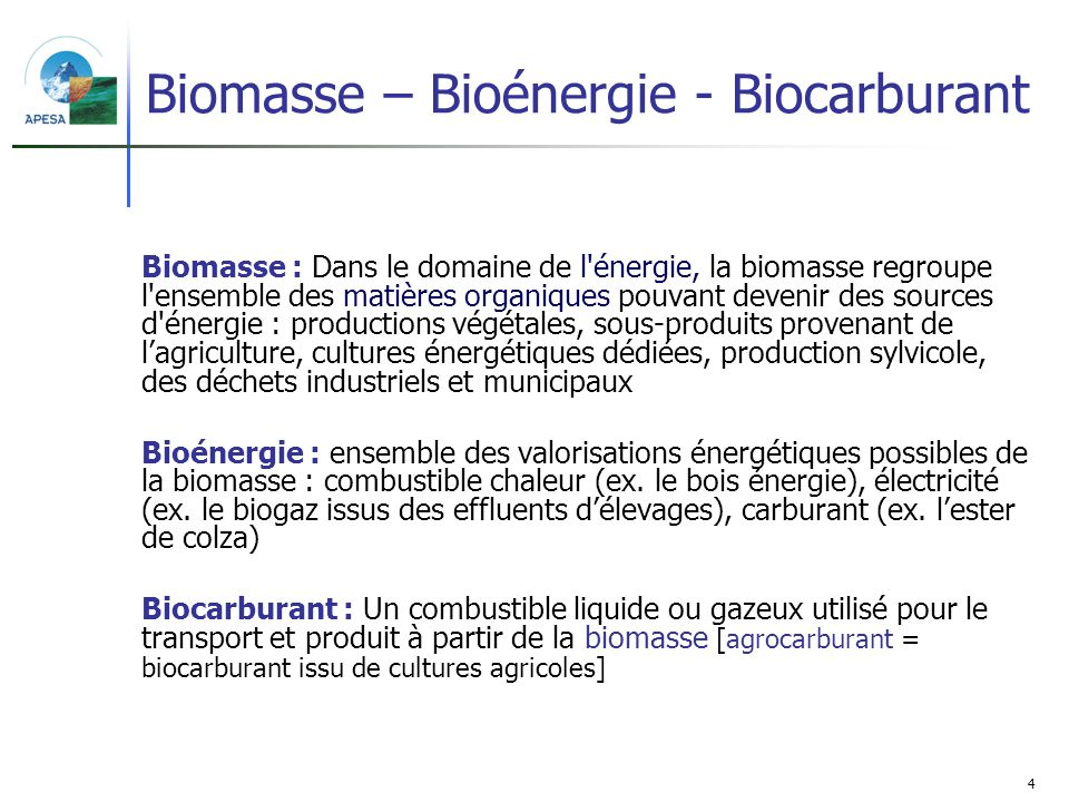 35 Conversion de la biomasse lignocellulosique Source ADEME, 2006