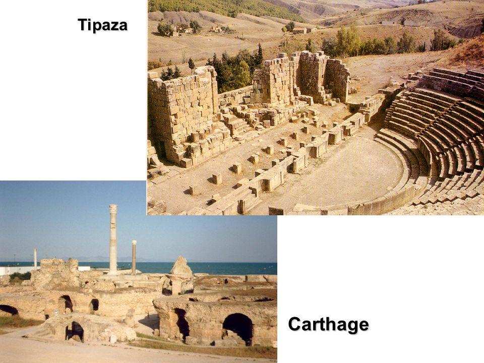 Carthage Carthage – Tipaza Tipaza