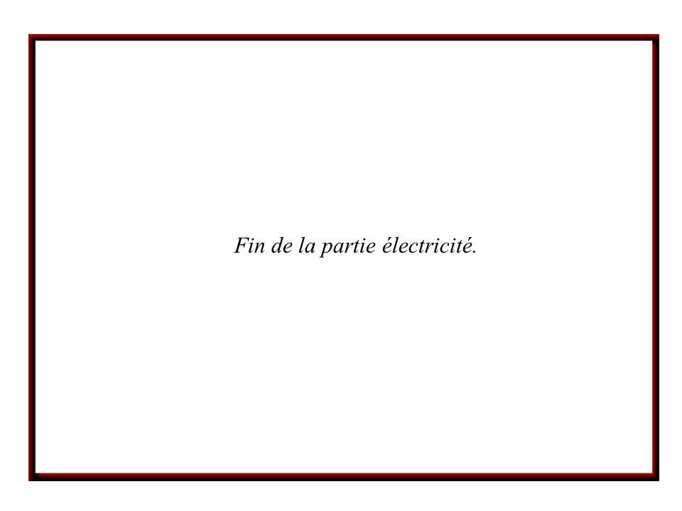 Exercice n°3 / Question 3 Lénergie électrique consommée par le réfrigérateur photographié est environ 600 kWh par an.