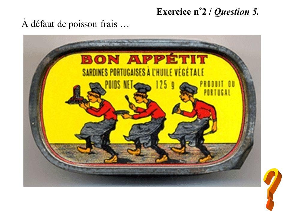 Exercice n°2 / Question 4. Ce peson à poisson est assez similaire à cet appareil utilisé en classe.