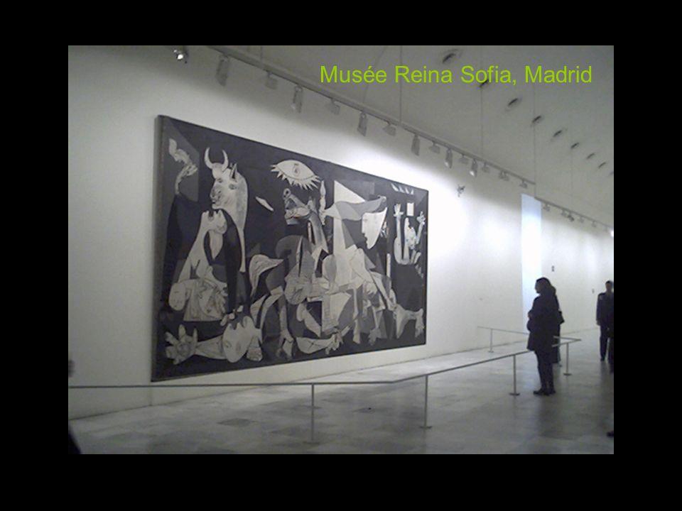 Musée Reina Sofia, Madrid