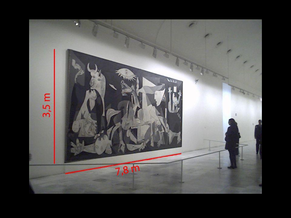 Que voit-on sur cette peinture?