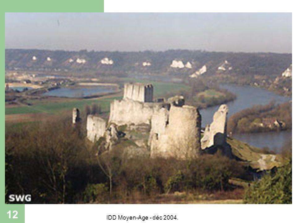 IDD Moyen-Age - déc 2004. 12