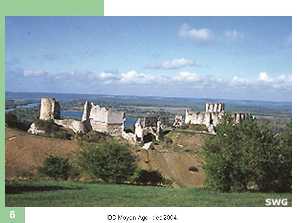 IDD Moyen-Age - déc 2004. 6