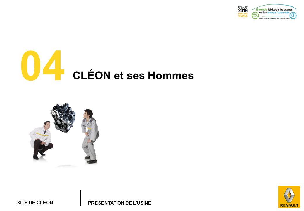 SITE DE CLEON PRESENTATION DE LUSINE 04 CLÉON et ses Hommes