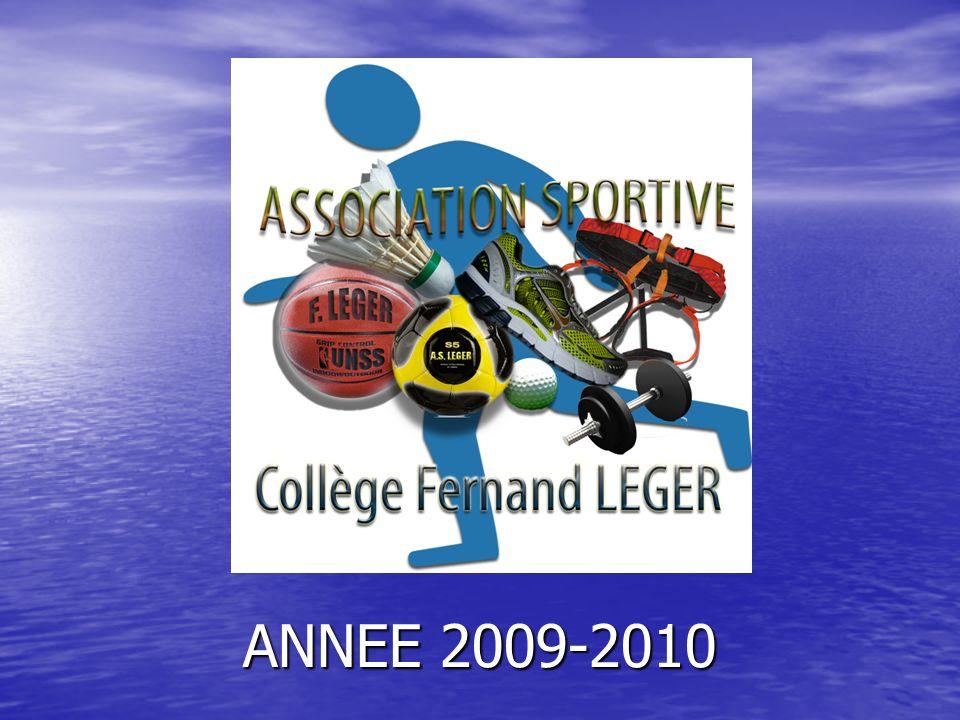ANNEE 2009-2010