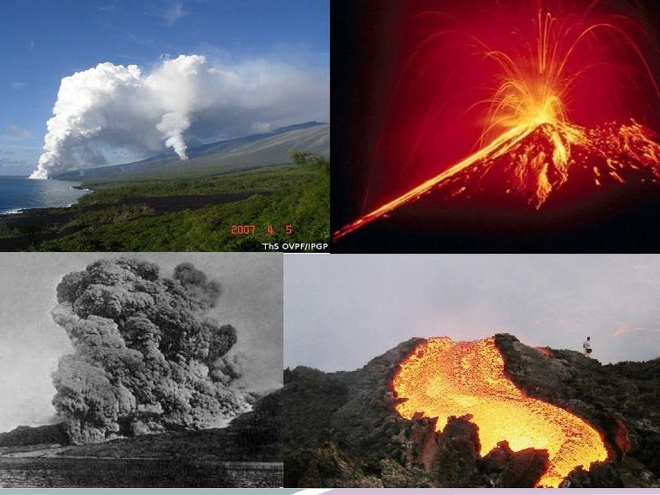 Il manque la connaissance du volcans par ses éruptions dans le passé, les sources et la conclusion. 15/20