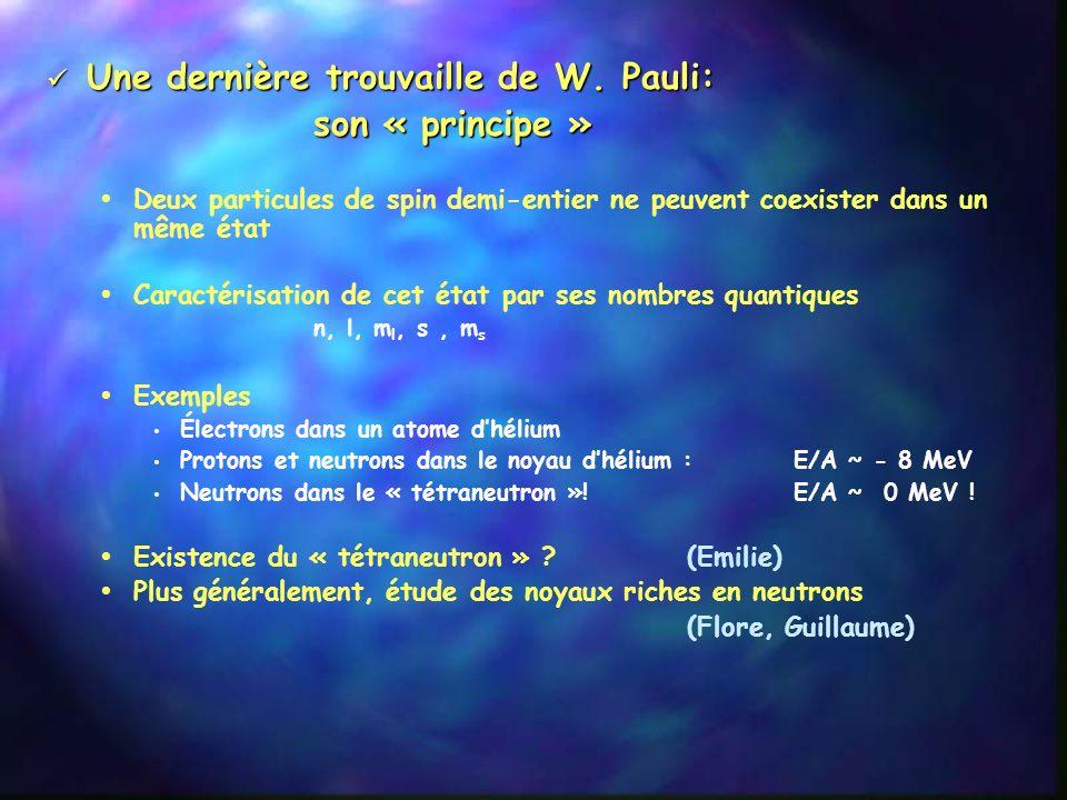 Les autres paradoxes du proton Les autres paradoxes du proton On sait maintenant quil est constitué de « quarks » trois quarks … et une ribambelle de