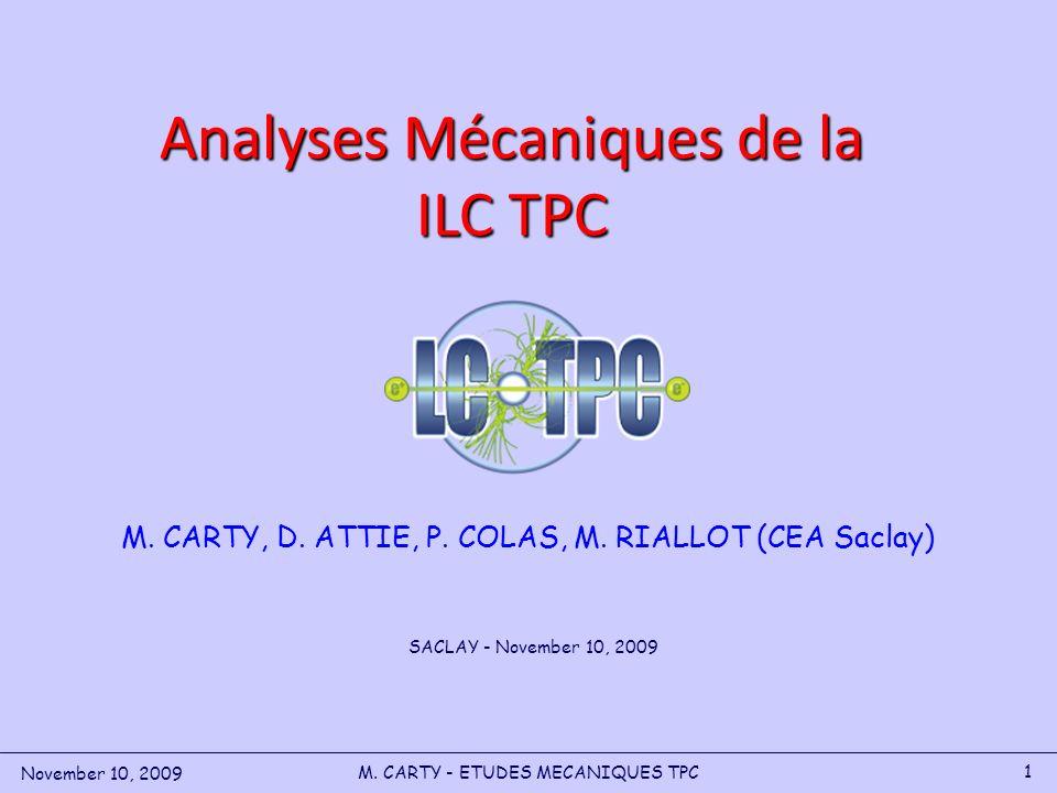1 M. CARTY, D. ATTIE, P. COLAS, M.