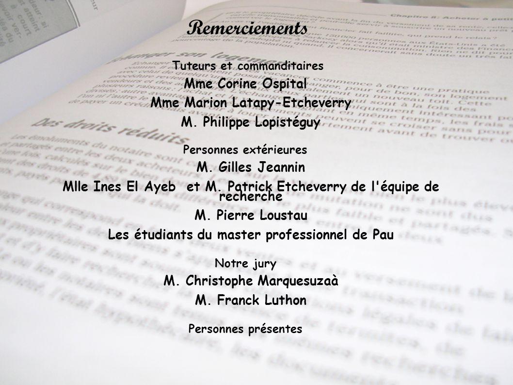 23 Support d'aide au commentaire de textes Remerciements Tuteurs et commanditaires Mme Corine Ospital Mme Marion Latapy-Etcheverry M. Philippe Lopisté