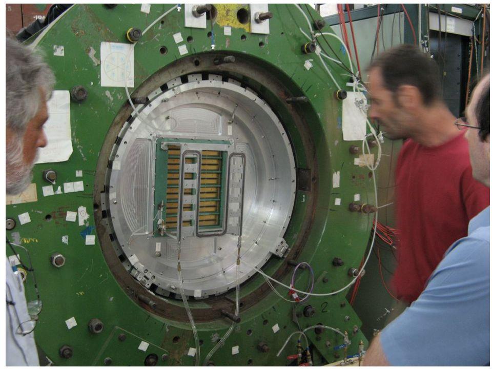27 mars 2008Micromegas : expériences24