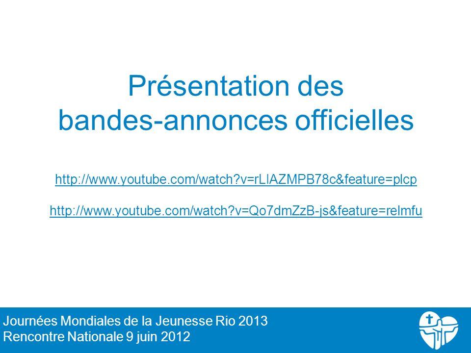 Présentation des bandes-annonces officielles http://www.youtube.com/watch?v=rLIAZMPB78c&feature=plcp http://www.youtube.com/watch?v=Qo7dmZzB-js&featur