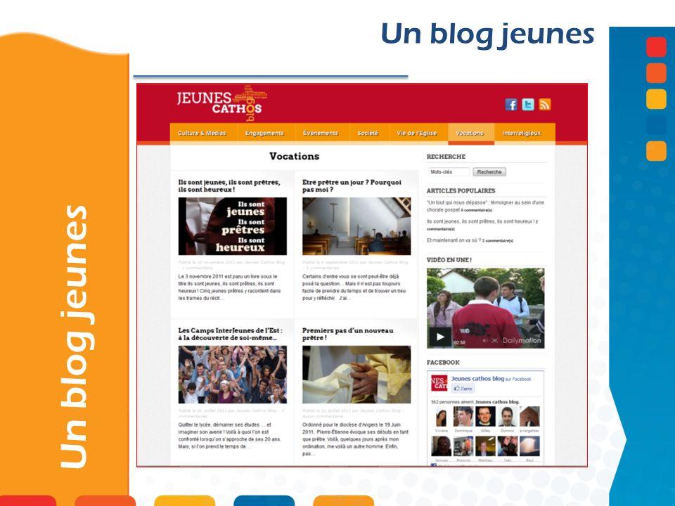 Un blog jeunes