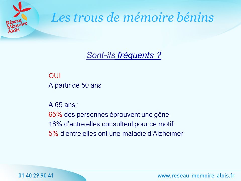Alzheimer - Comment fait-on le diagnostic.