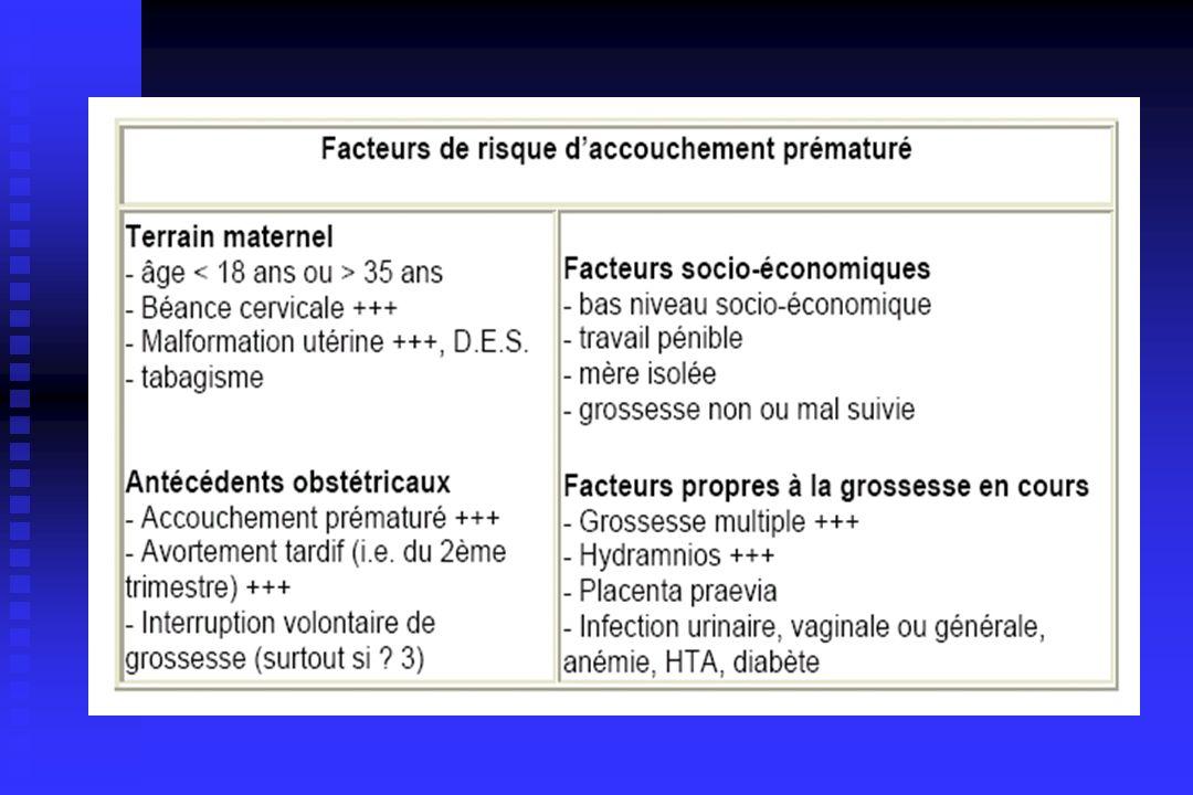 Nifédipine vs Bétamimétiques Efficacité équivalente, voire supérieure,et moins deffets secondaires Méta-analyse 10 essais contrôlés 680 femmes Oei - Acta Obstet Gynecol Scand 1999 Ac < 48 heures Ac < 36 SA Détresse respiratoire 0.85 0.72 0.69 - 1.00 0.55 - 0.91 0.54 - 0.96 ORIC 95 % Inhibiteurs calciques