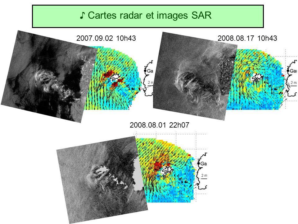 2008.08.17 10h43 2007.09.02 10h43 2008.08.01 22h07 Cartes radar et images SAR