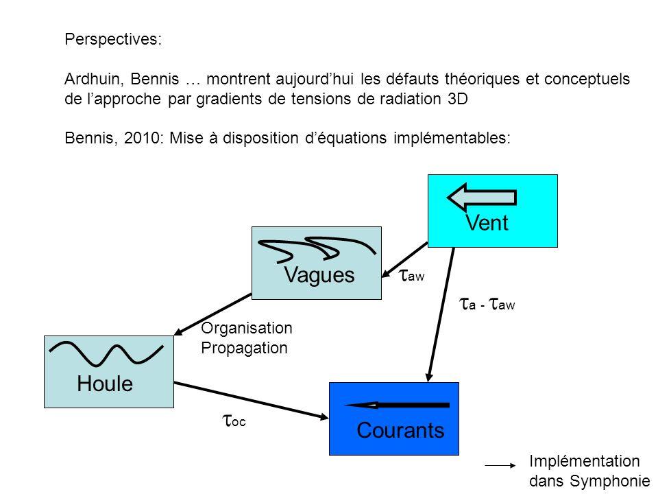Perspectives: Ardhuin, Bennis … montrent aujourdhui les défauts théoriques et conceptuels de lapproche par gradients de tensions de radiation 3D Benni