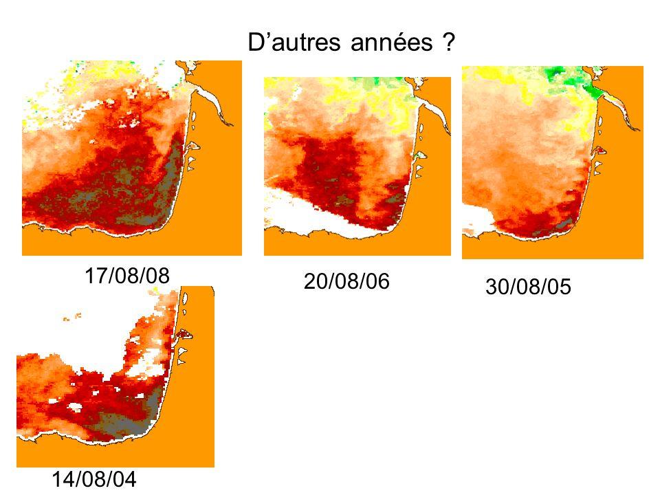Dautres années 17/08/08 20/08/06 30/08/05 14/08/04