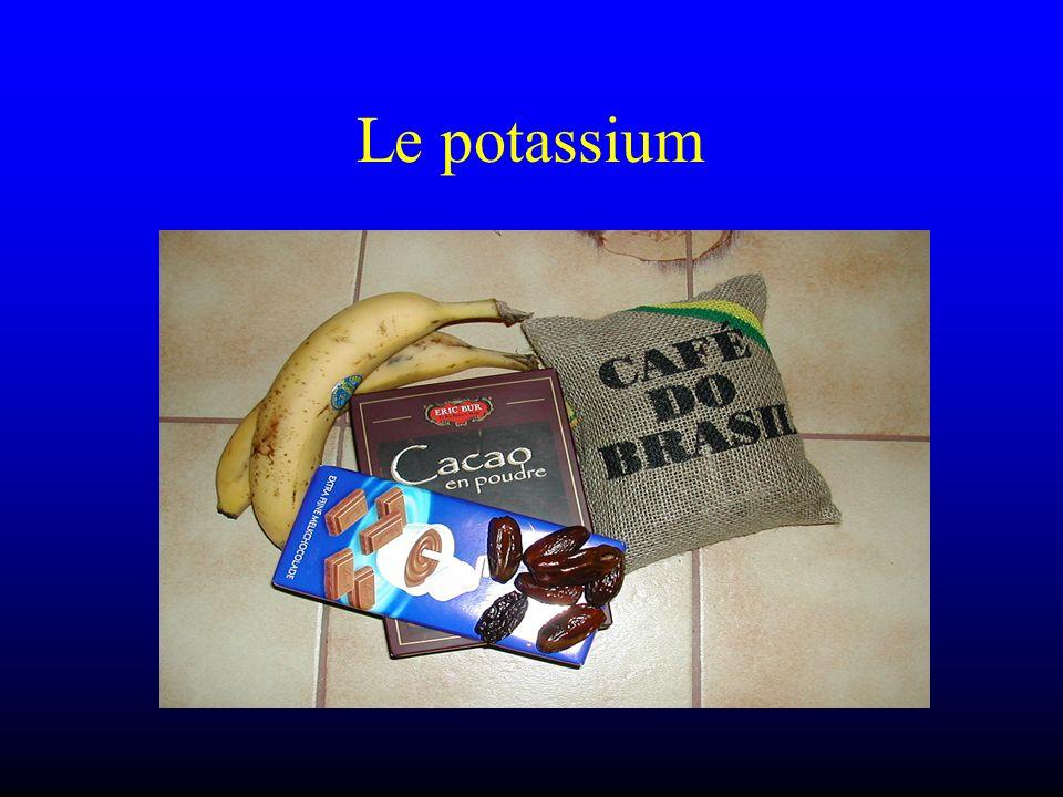 Le potassium