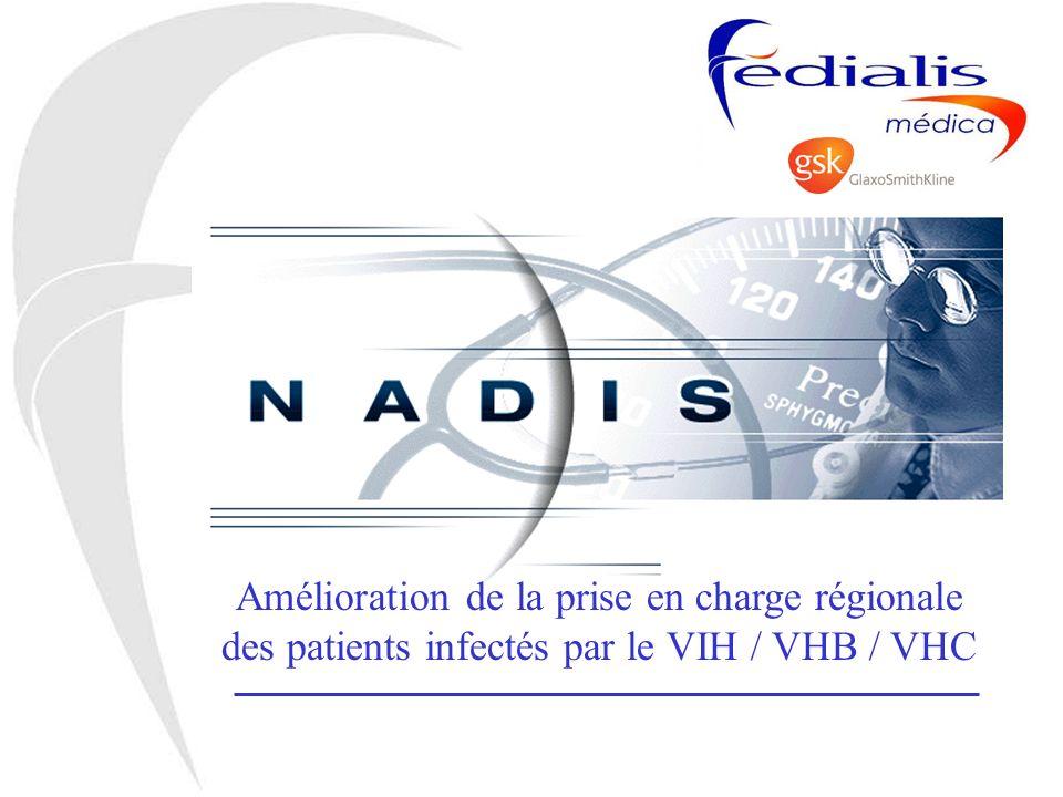 Sommaire Présentation de Nadis® et de la solution E-Nadis E-Nadis, un outil adapté aux missions du COREVIH E-Nadis® en pratique Les solutions techniques Le rôle et les responsabilités Les différentes étapes du projet Les coûts